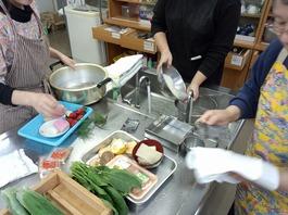 能登の食材を使った伝承料理教室(2015/12/19)