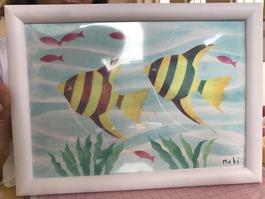 【パステル画教室】お子さんでもこんなに素敵な絵が描けちゃう‼︎